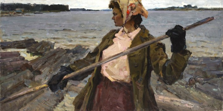 Women in Soviet Art