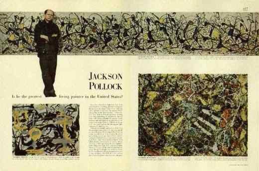 130809 Jackson Pollock 2