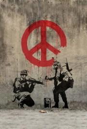Banksy Soldiers