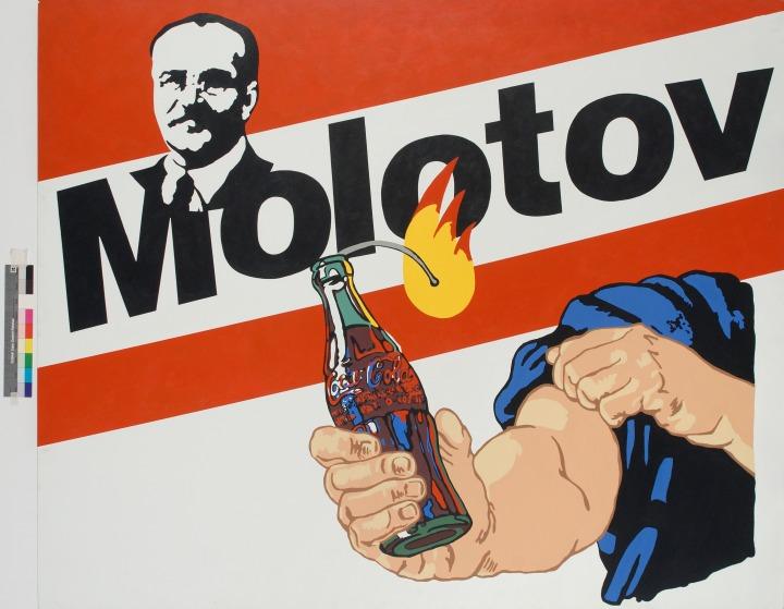 Molotov-Cocktail