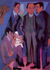 Kirchner - Brucke Artists