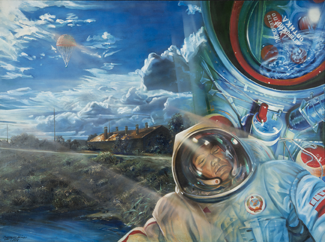 Sherstiuk Cosmonauts Dream