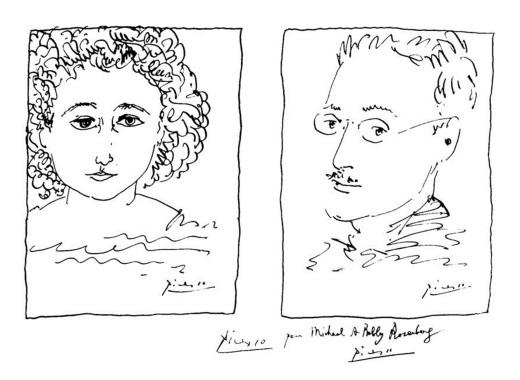 Picasso Rosenbergs