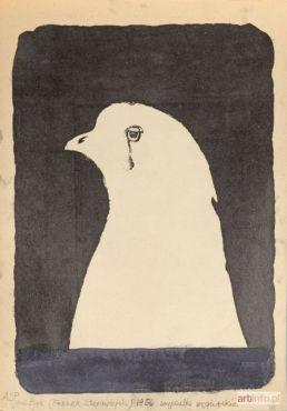 Franciszek Starowieyski, 'Gołąbek Pokoju' ('Peace Dove'), 1956.