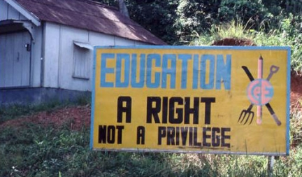 Grenada - education is a right